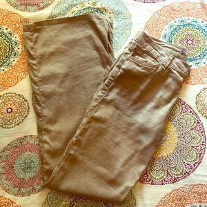 Level 99 Wide Leg Linen Pants